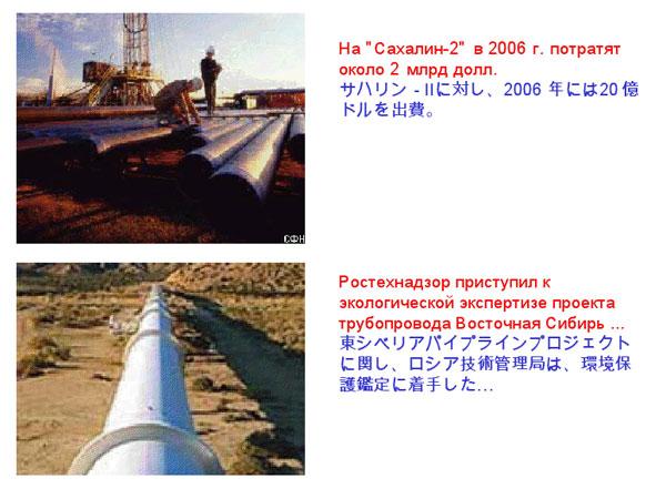 資源大国ロシア